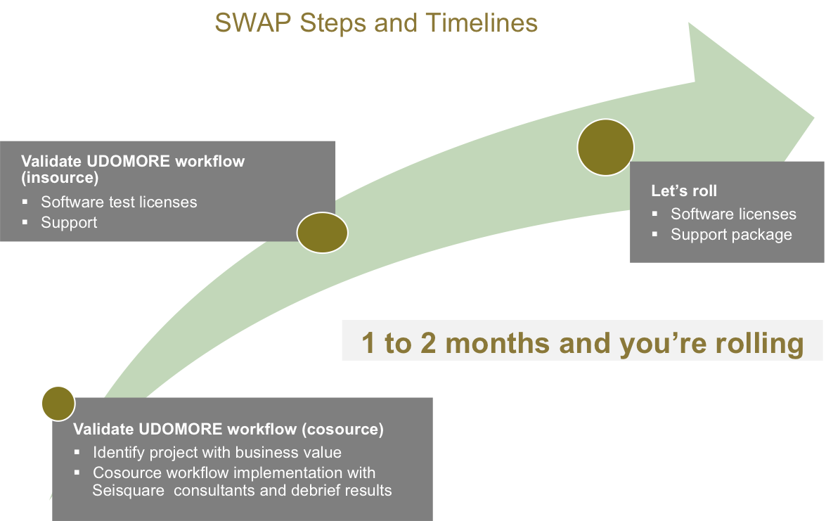 SWAP Steps and Timelines