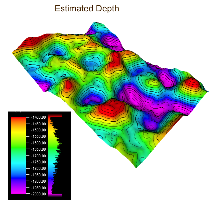 Output Number 1: Estimated Depth map